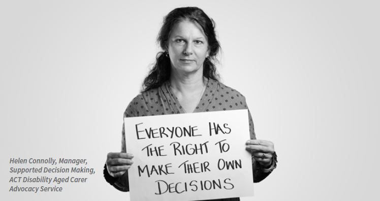 Everyone has the right to make their own decisions