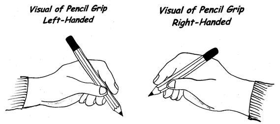 Pencil Grasp - Community Services