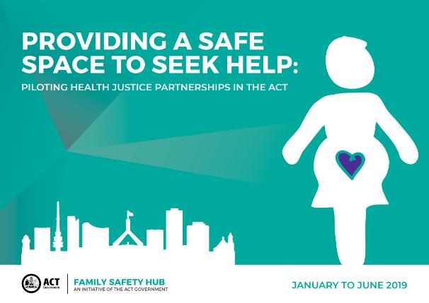 Family Safety Hub Justice Partnerships