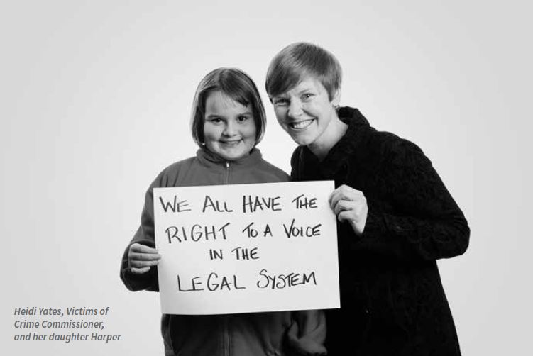 We all have the right to a voice in the legal system