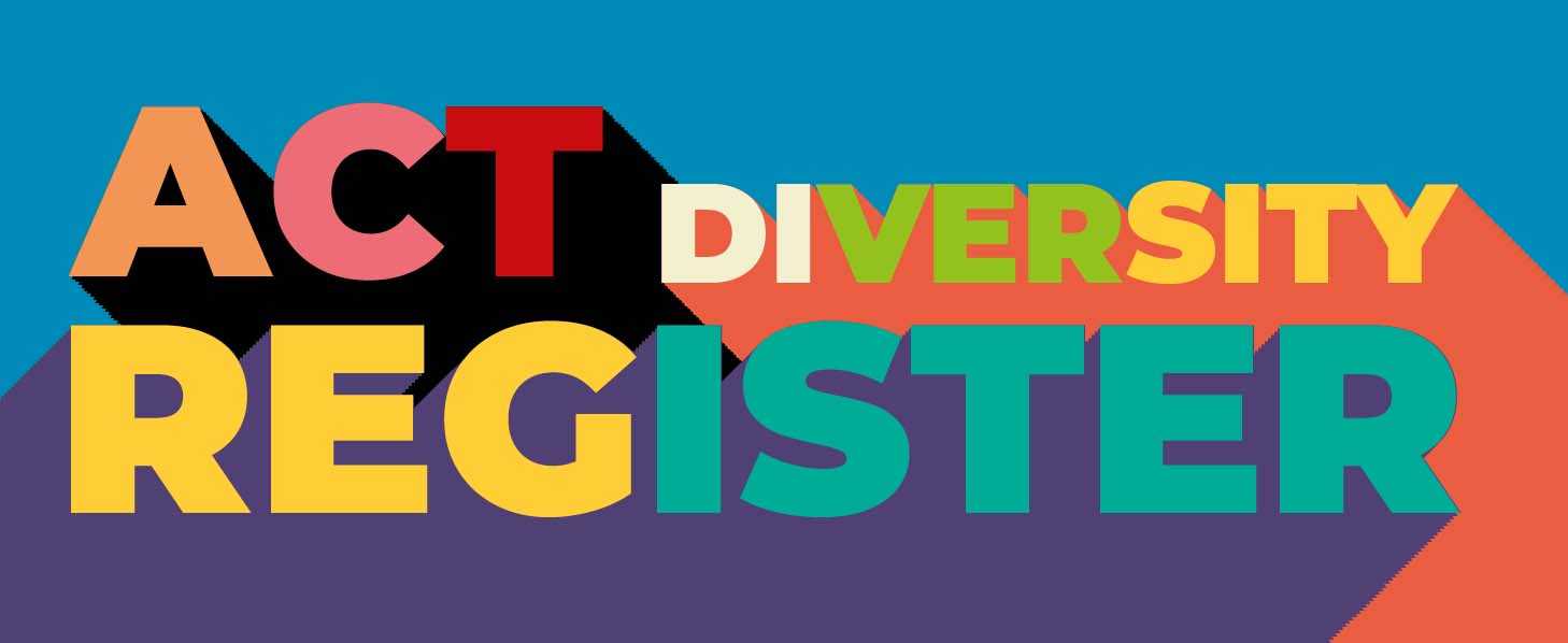 Diversity Register Banner