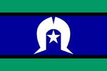 The Torres Strait Islander Flag